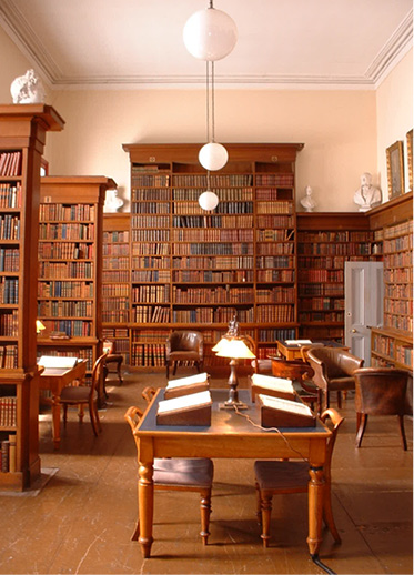 The archives library
