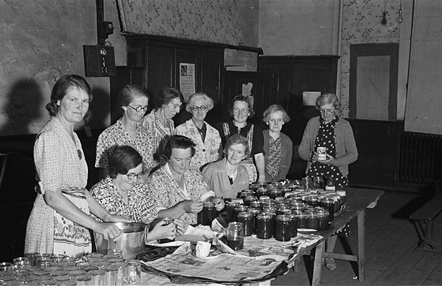 New exhibition celebrates the heroic role of Fenland's WI jam-makers